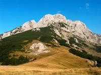 Maglic Mtn.- The highest peak of Bosnia and Herzegovina