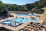 GRANDE PISCINE CHAUFEE ,SPA PATAUGEOIRE