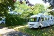 emplacement  camping car spacieux