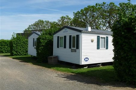 Location de 2 mobil-homes (6 personnes)