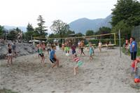 Campo da beach volley - Beach volley - Beachvolleyball