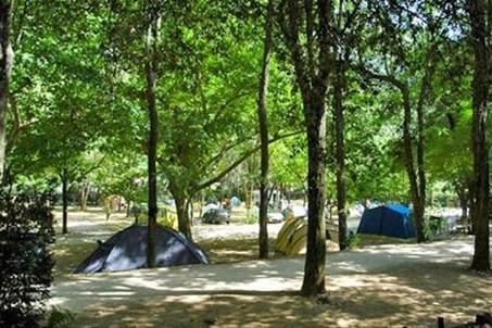 camping du pont d'arc