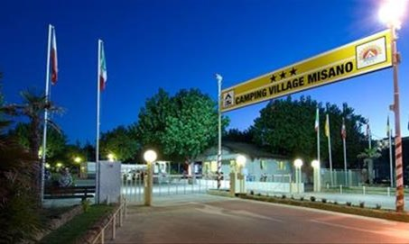 Homepage http://www.campingmisano.it