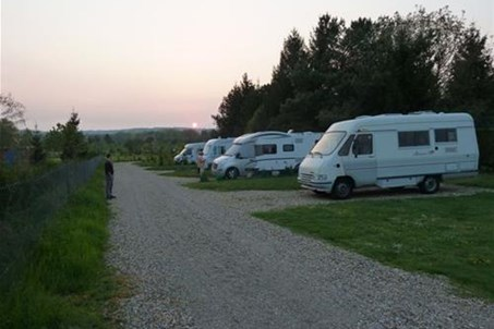 place des camping-car