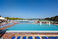 Heated Pool FKK naturist camp Valalta