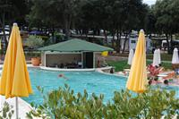 Pool FKK naturist camp Valalta