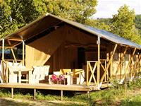 tente lodge luxe nature