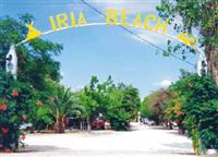 © Homepage www.iriabeach.com