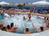 Our big Jacuzzi