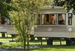Lovely mobile homes for hire on site