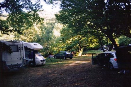 One of the camp places.