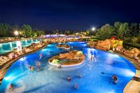 AquaMarina Park by night