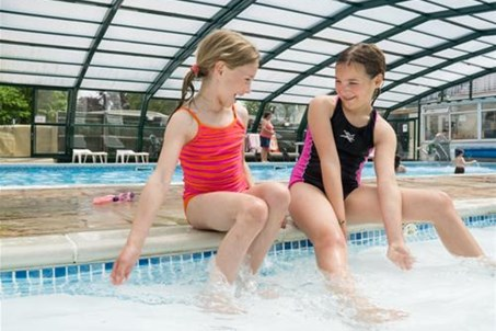 Heated Indoor Swimming Pool (April to October)