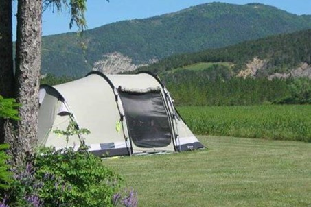 Camping aire naturelle La Source