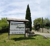 Homepage http://www.domainedebagard.com