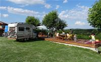 Upper Campground and Terrace