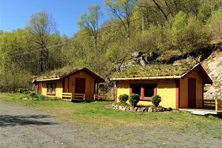 Hytter til utleie Paletten and Gullmyra Cabins for rental Paletten and Gullmyra