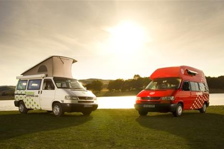 Flamenco Campers & Vans Campervan Hire in Andalusia