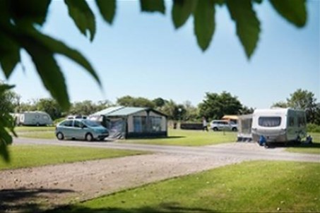 The Camping and Caravanning Club Site Leek