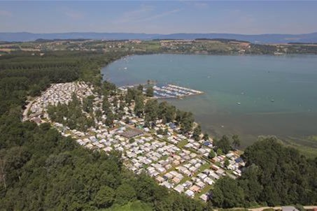 Camping Avenches Plage