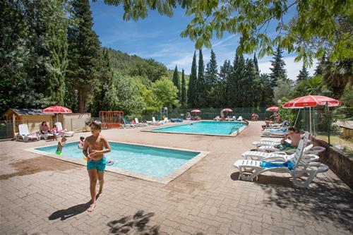 Camping Avranches Avec Piscine Couverte LEspace Bar Camping Au Mont