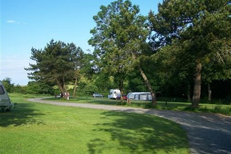 Camping & touring fields