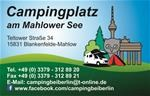 Campingplatz am Mahlower See