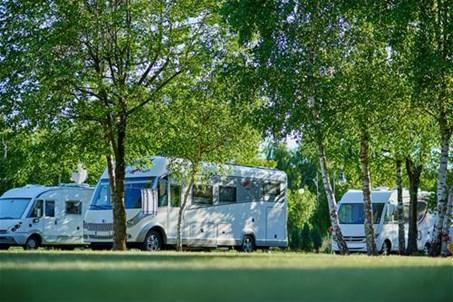 Elektroanschluss für Camping