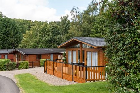 Luxury Lodges at Blairgowrie Holiday Park
