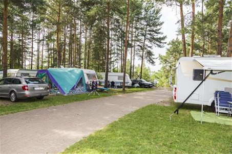 Familienpark - Camping Kategorie A