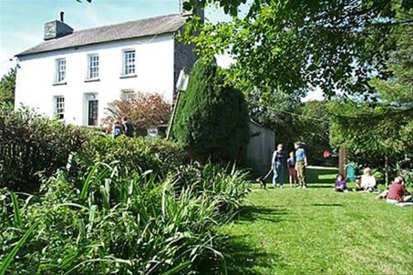 Rhydhowell Farm house dates back to 1790.