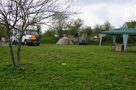part of campsite