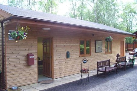 Set in picturesque woodland.Home to an abundance of wildlife.Superb toilet, shower, laundy facilities.