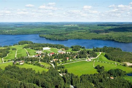 Overview of Iso Kirja area