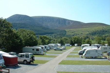 place for campervans