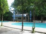 Poolbar bei Camping De Tour