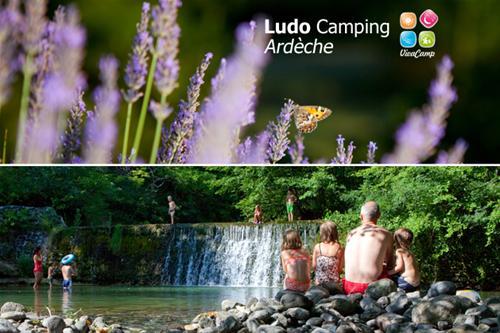 Ludo Camping En Ardèche Rivière Et Cadre Naturel Exceptionnel