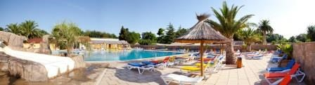 Parc Aquatique  Camping Club, Le Littoral *****