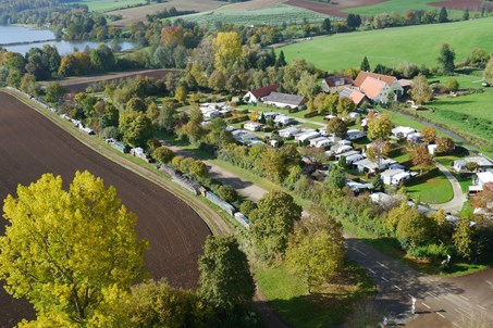 Sonnenoktober 2014 Camping Hasenmühle