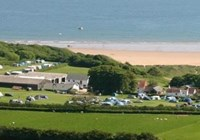 Nicholaston Farm Caravan and Camping Site