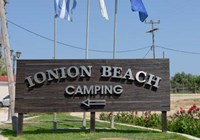 Campsite Ionion Beach