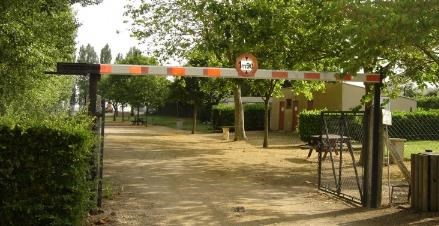 Camping aire naturelle Municipale