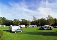 Tewkesbury Abbey Caravan Club Site