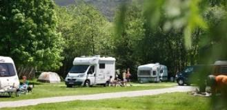 Camping and Caravanning Club Site Crowden