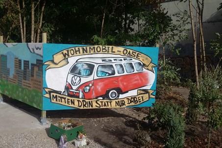 Wohnmobil Oase Berlin