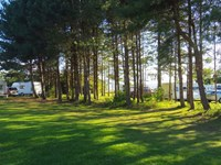 Wirral Country Park Caravan Club Site