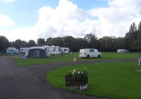 Camping and Caravanning Club Site Cambridge