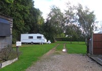 Camping Hamperden End Caravan Site