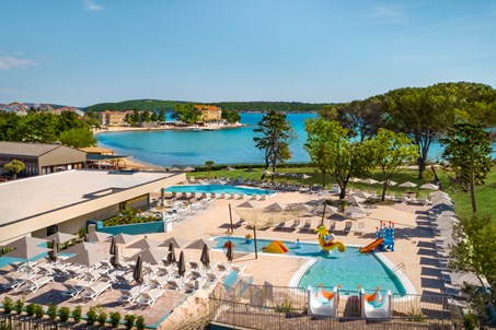 Padova Premium Camping Resort Children's water park