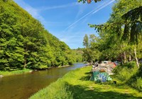 Camping de L'ourthe